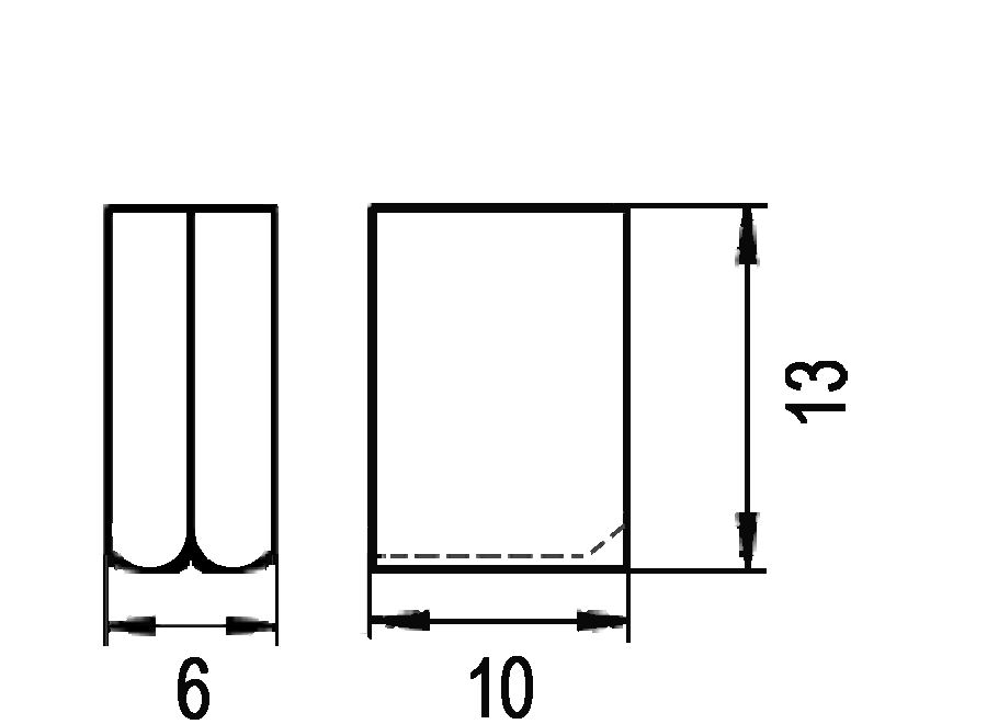 1012 Saphir Drahtführung Image